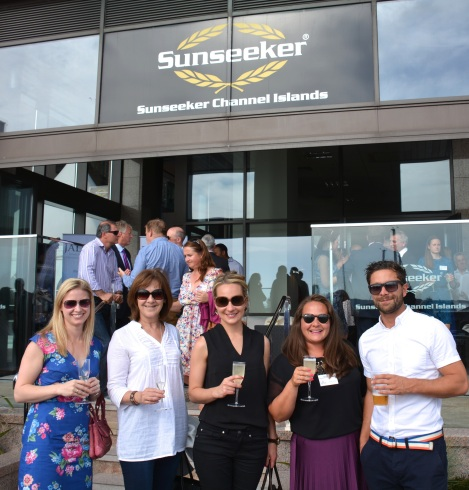 Sunseeker Channel Islands recently hosted a Summer Reception for the Jersey Association of Directors and Officers (JADO) in association with a number of partners