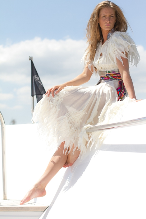 A Sunseeker Poole 'Seek the Sun' fashion show will take place on both days at the British Beach Polo Championships