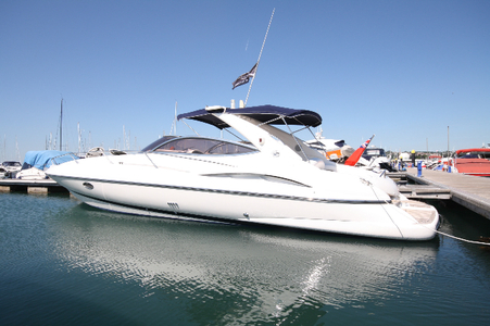 """""""TOFINO"""" is listed by Sunseeker Torquay, asking £79,995 VAT paid and lying in Torquay"""