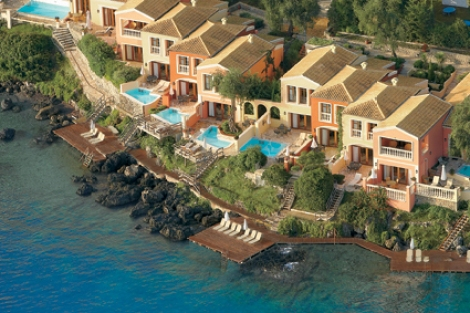 The luxurious 5* Corfu Imperial hotel will host Sunseeker Hellas' exclusive Sunset in Corfu event on 22nd August