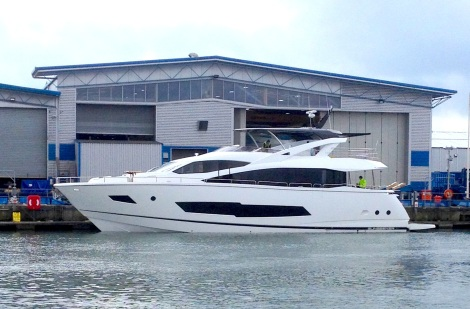 The much coveted Sunseeker 86 Yacht will debut at the Cannes Boat Show in September, information on the new model will be available at The Elite London