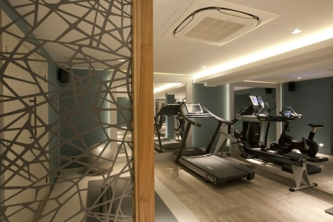 Motive8 create stunning fitness solutions for a range of clients in their homes