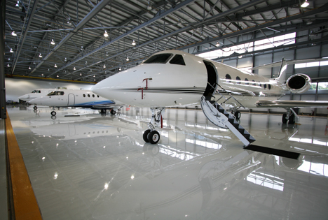 The Rizon Jet Terminal at Biggin Hill Airport will host The Elite London event showcasing luxury brands on the 25th to 26th July