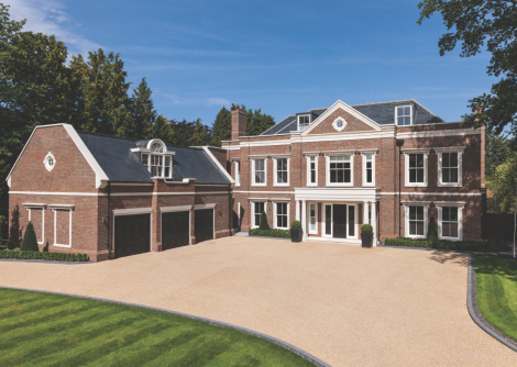 The Halebourne Group develop and construct unique luxury homes for their clients