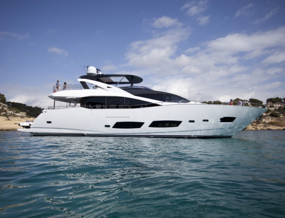 Sunseeker Cannes will promote Le Chabichou across a number of yachting events this #SunseekerSeptember, including Cannes and Monaco Yacht Shows