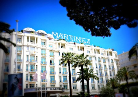The 5* Grand Hyatt Hôtel Martinez is an iconic destination in Cannes