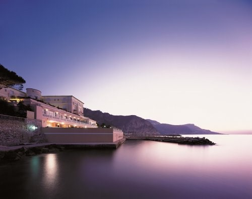 Traditional luxury: The Réserve de Beaulieu Hotel is set in one of the Cote d'Azur's most stunning locations