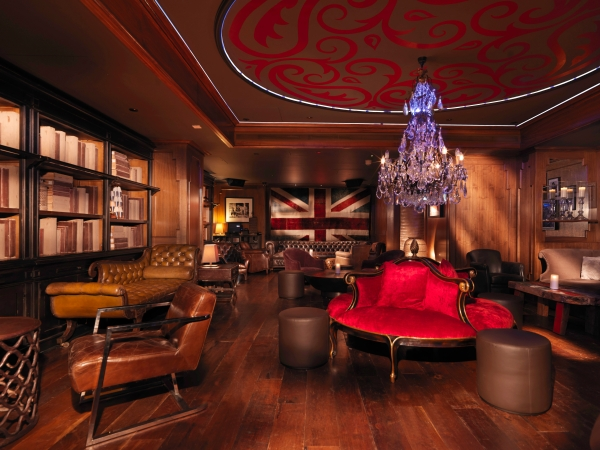 Novikov Restaurant & Bar offers innovative and exciting cuisine, and is a stalwart on the London dining scene