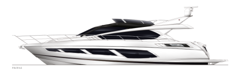 Sunseeker Manhattan 65: Profile