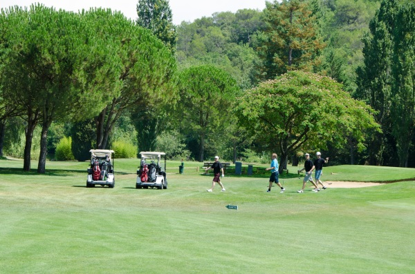 The Cannes Mougins Golf and Country Club is one of the best and most exclusive in the region