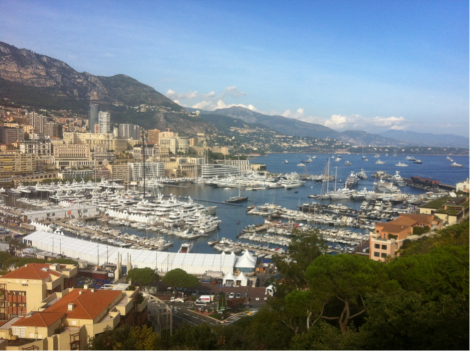 Final preparations are underway for the Monaco Yacht Show, set to be the most impressive to date