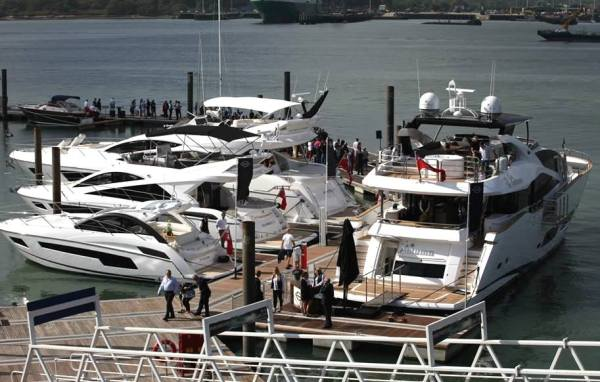 The 2014 Southampton Boat Show attracted a great deal of new clients, showing positive signs for Greek boating