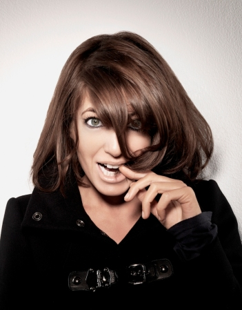 Claudia Winkleman will co-present the new model launch for Sunseeker at the Southampton Boat Show