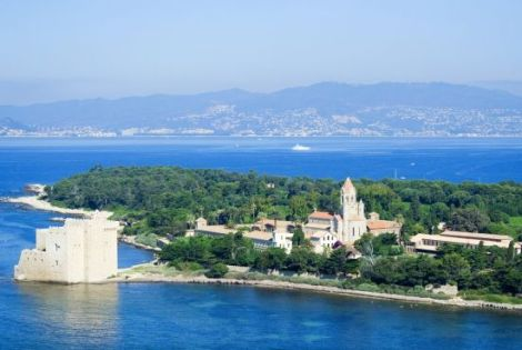 The Iles de Lerins, or the Lerins Islands, are a stunning local destination to explore by boat near Cannes