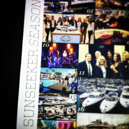 Sunseeker Magazine Edition 41 was released earlier this week, with a double page spread of #SunseekerSeason news
