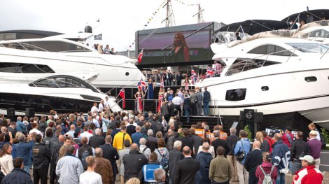 The Manhattan 65 and 86 Yacht will be launched by Sunseeker at the Southampton Boat Show this year