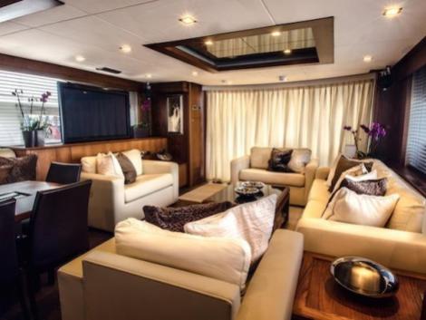 """Sunseeker 88 Yacht """"ADEONA"""" sold by Sunseeker London and Sunseeker Turkey"""