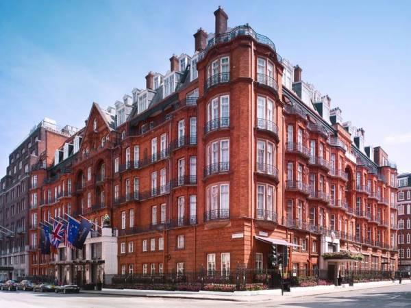 SLEEP: Claridge's, 49 Brook St, Mayfair, London, W1K 4HR