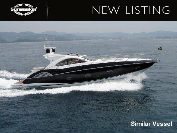 "Sunseeker Poole have listed the 2010 Sunseeker Predator 54 ""SAUNTERER"" for sale"