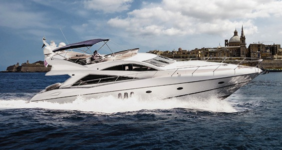 Sunseeker Malta clients will benefit from a 'Premier Service'  from Currencies Direct, which guarantees exclusive rates and bespoke services