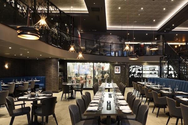Eat: M Restaurant, 2-3 Threadneedle Walk, 60 Threadneedle Street, London, EC2 8HP