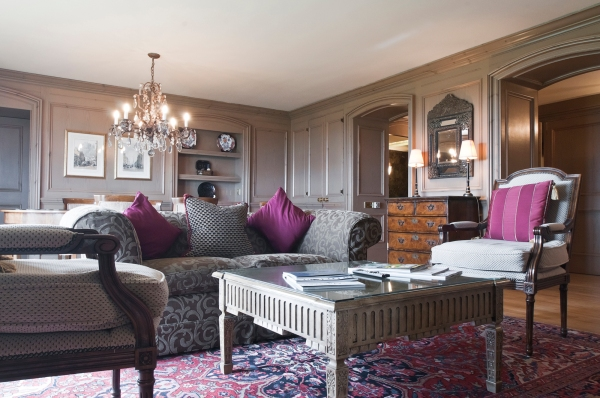 Sleep: The Old Course Hotel, Golf Resort & Spa, St Andrews, Kingdom of Fife, Scotland, KY16 9SP