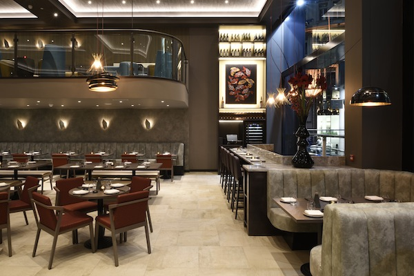 Eat: M Restaurant, 2-3 Threadneedle Walk, 60 Threadneedle Street, London, EC2 8HP