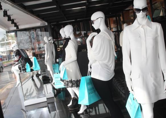 Sunseeker Mallorca were part of the Prêt-à-Portals Fashion Weekend 2014