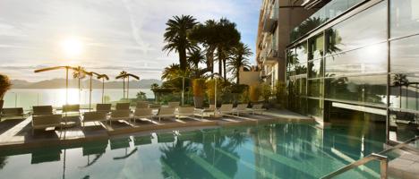Detox: 'Les Thermes Marins de Cannes', Radisson Blu 1835 Hotel & Thalasso, 2 Boulevard Jean Hibert, 06414 Cannes