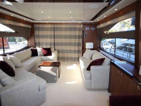 "Accommodation onboard ""DREAMLINE"" is luxurious and comfortable"