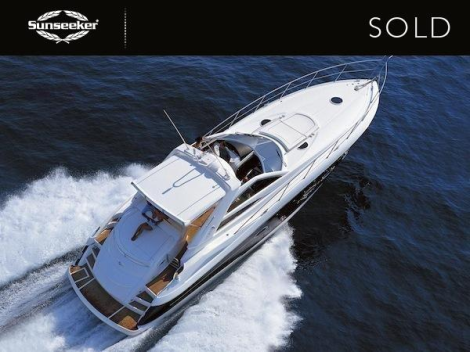 "SOLD: Sunseeker Portofino 53 ""MOUSE OVER II"""