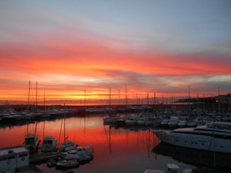 Sunseeker Poole is offering a 23 x 6m berth for sale in Port Vauban, Antibes