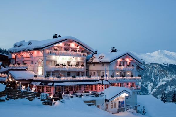 Sunseeker Cannes have launched a unique brand partnership with luxury Hotel and Spa, Le Chabichou, in Courchevel 1850