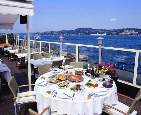 Eat: Kiyi Restaurant, Tarabya Mahallesi, Haydar Aliyev Caddesi, No 186/A, Sarıyer, Istanbul