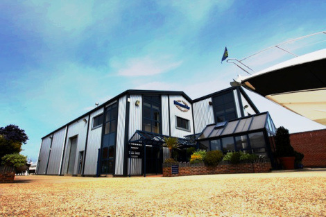 The Sunseeker South Coast offices, comprising of Sunseeker Poole (pictured), Sunseeker Southampton, Sunseeker Torquay and Sunseeker Channel Islands, have had an exceptional 2014 season