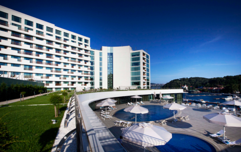 Sleep: The Grand Tarabya Hotel, Haydar Aliyev Cd, Istanbul