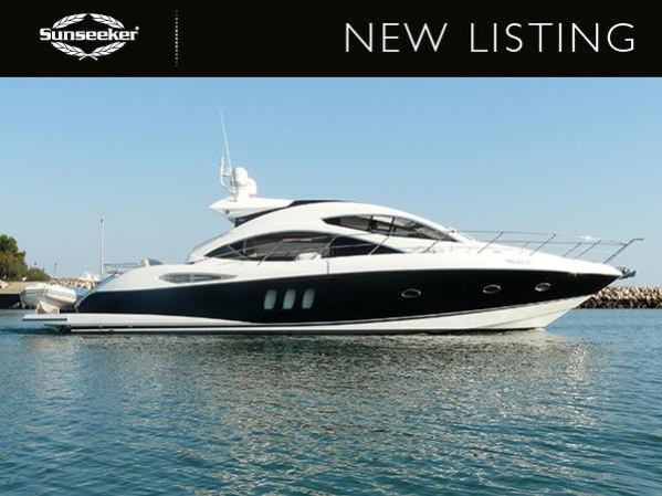 "Sunseeker Predator 52 ""FALCAO IV"" is for sale with Sunseeker Poole"