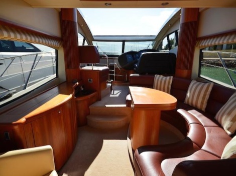"The Sunseeker Predator 52 ""FALCAO IV"" is for sale with Sunseeker Poole"