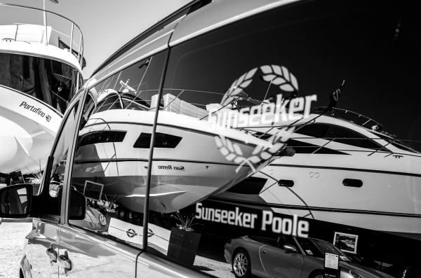 Sunseeker Poole is part of the Sunseeker London Group, the world's largest Sunseeker luxury motor yacht distributor