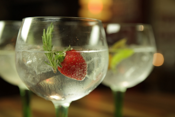 Drink: The London Gin Club, 22 Great Chapel Street, Soho, London, W1F 8FR.