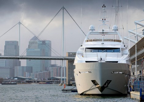 The Sunseeker London Group are excited to be exhibiting at the CWMFX London Boat Show 2015 , 9th-18th January, ExCeL London