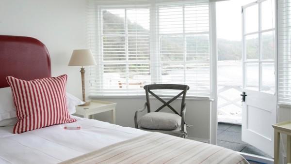 SLEEP: The Cary Arms, Oddicombe Beach Hill, Babbacombe, South Devon, TQ1 3LX.