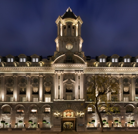 Sleep: Rosewood London, 252 High Holborn, London, WC1V 7EN.