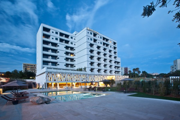 SLEEP: The OD Port Portals Hotel, Puerto Portals, Mallorca.