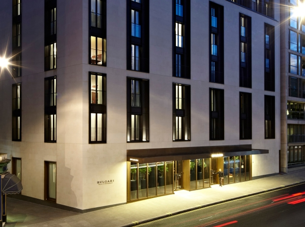 Eat, Drink, Sleep: Sunseeker London reveals the Bulgari Hotel & Residences London