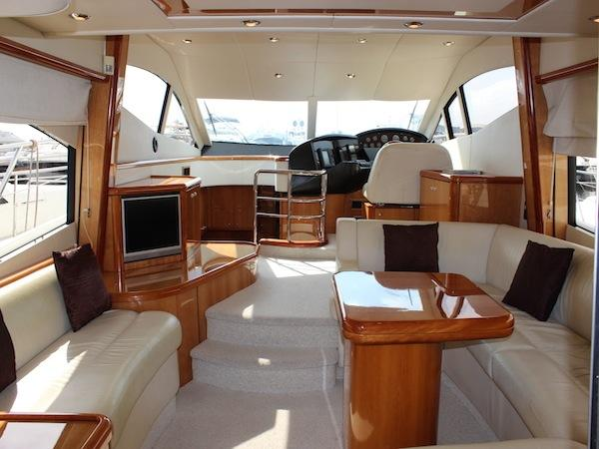 "Sunseeker Manhattan 50 ""STARGAZER"" - 2005 - €299,000 ex Tax"