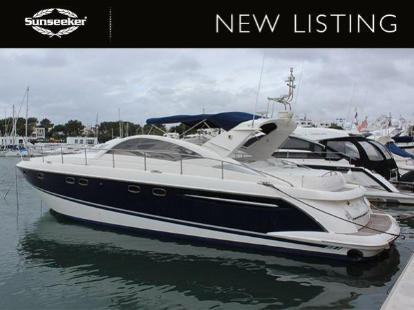 "Fairline Targa 52 ""SWIFT NICK"" - 2004 - £195,000 ex Tax"