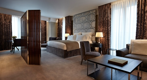 SLEEP: Bulgari Hotel & Residences London, 171 Knightsbridge, SW7 1DW