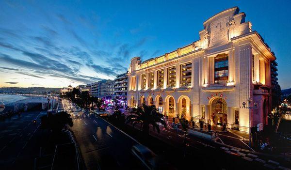 SLEEP: Hyatt Regency Nice Palais de la Méditerranée, 13-15 Promenade des Anglais, 06000 Nice, France