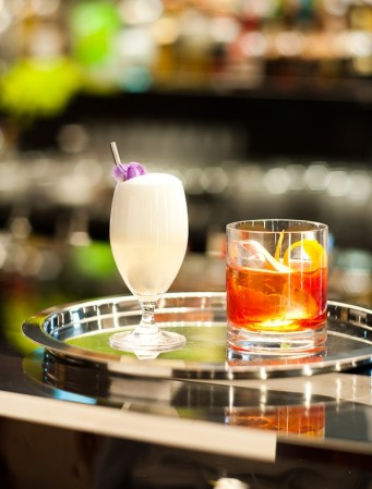 DRINK: Il Bar, Bulgari Hotel & Residences London, 171 Knightsbridge, SW7 1DW